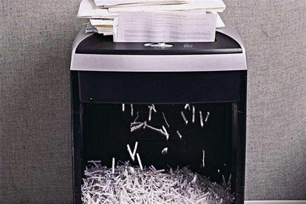 آشنایی با دستگاه کاغذ خردکن