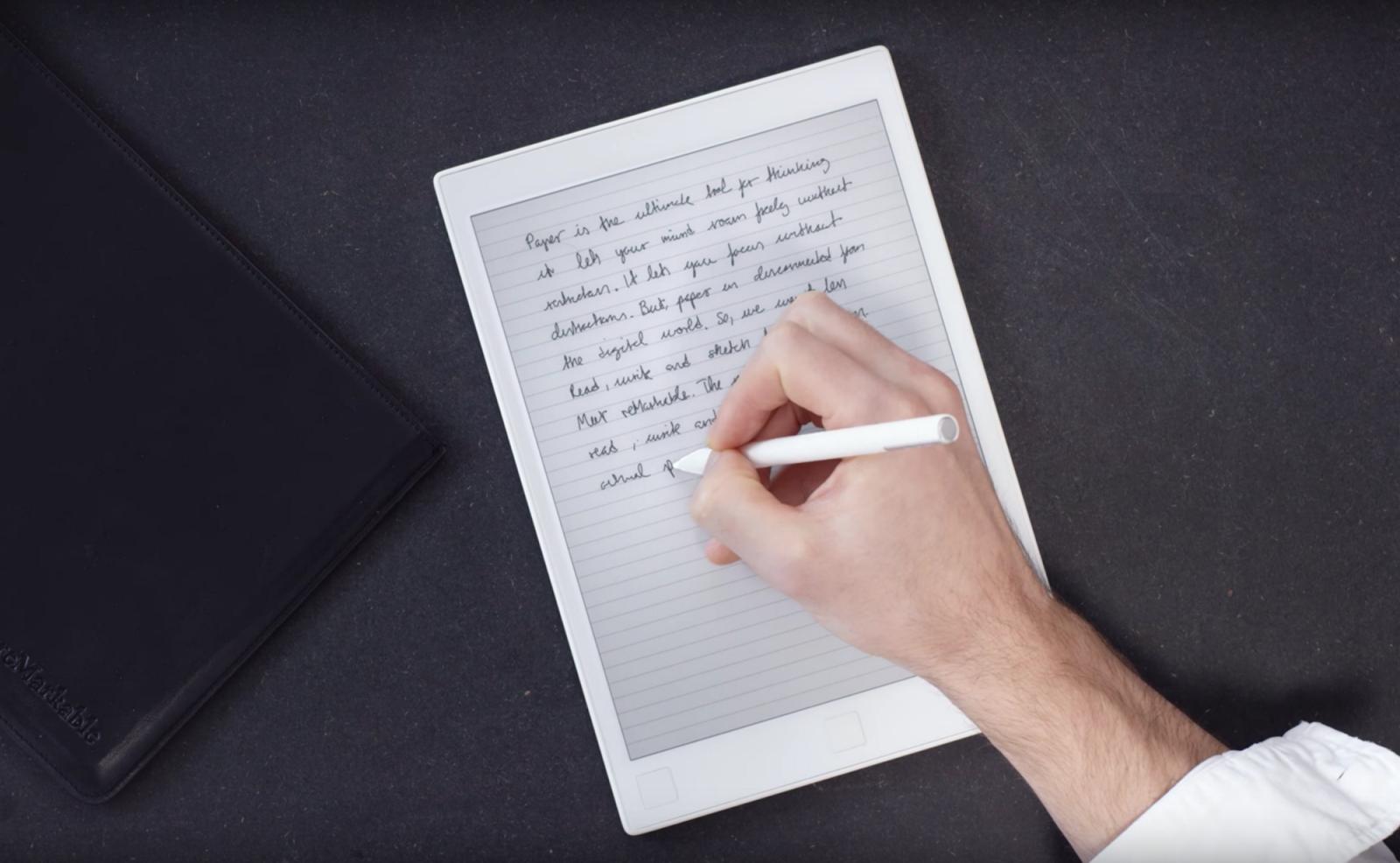 جایگزین دیجیتالی کاغذ با تبلت کاغذی