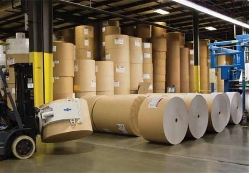توقیف هزاران تن کاغذ گلاسه در گمرک بندرعباس