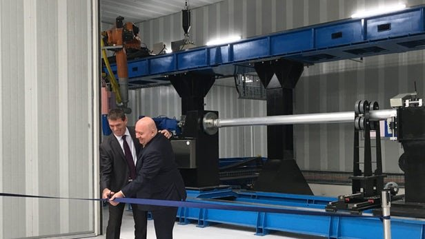 اولین چاپگر 3بعدی فلز دنیا
