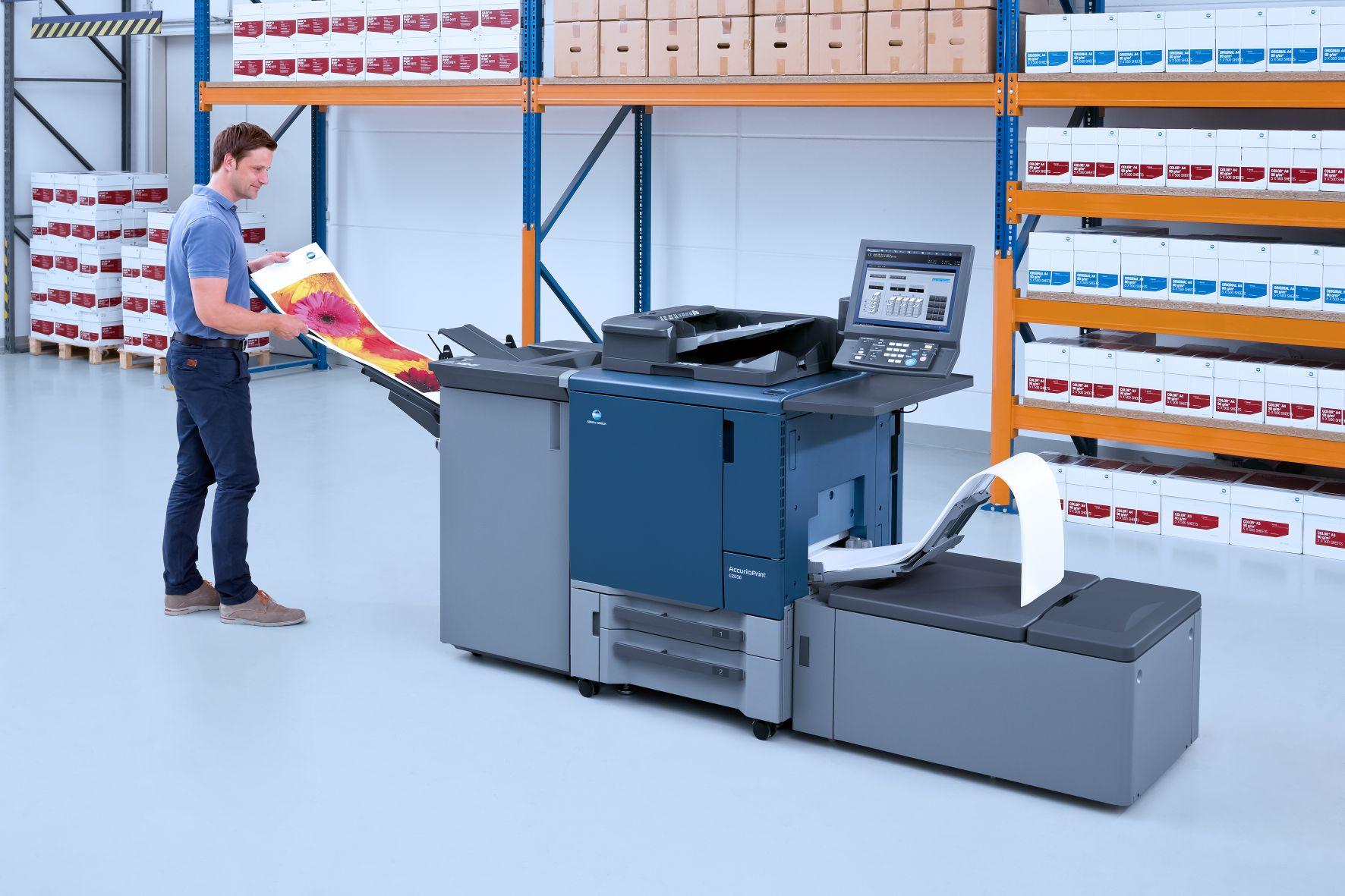 نوآوری دیگر در دنیای چاپ دیجیتال