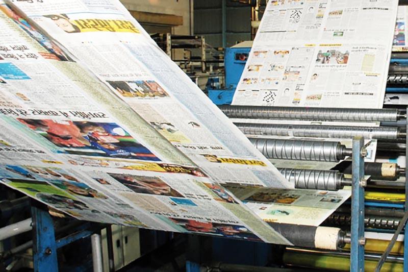 چاپ بالای 2 میلیون نسخه نشریه در کردستان