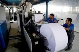 صنعت چاپ و نشر استان مرکزی اوضاع خوبی ندارد
