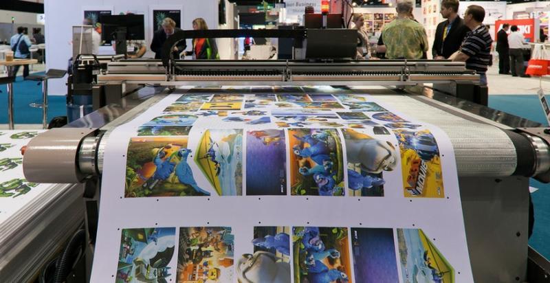 رشد عظیم چاپ دیجیتال در بازار جهانی