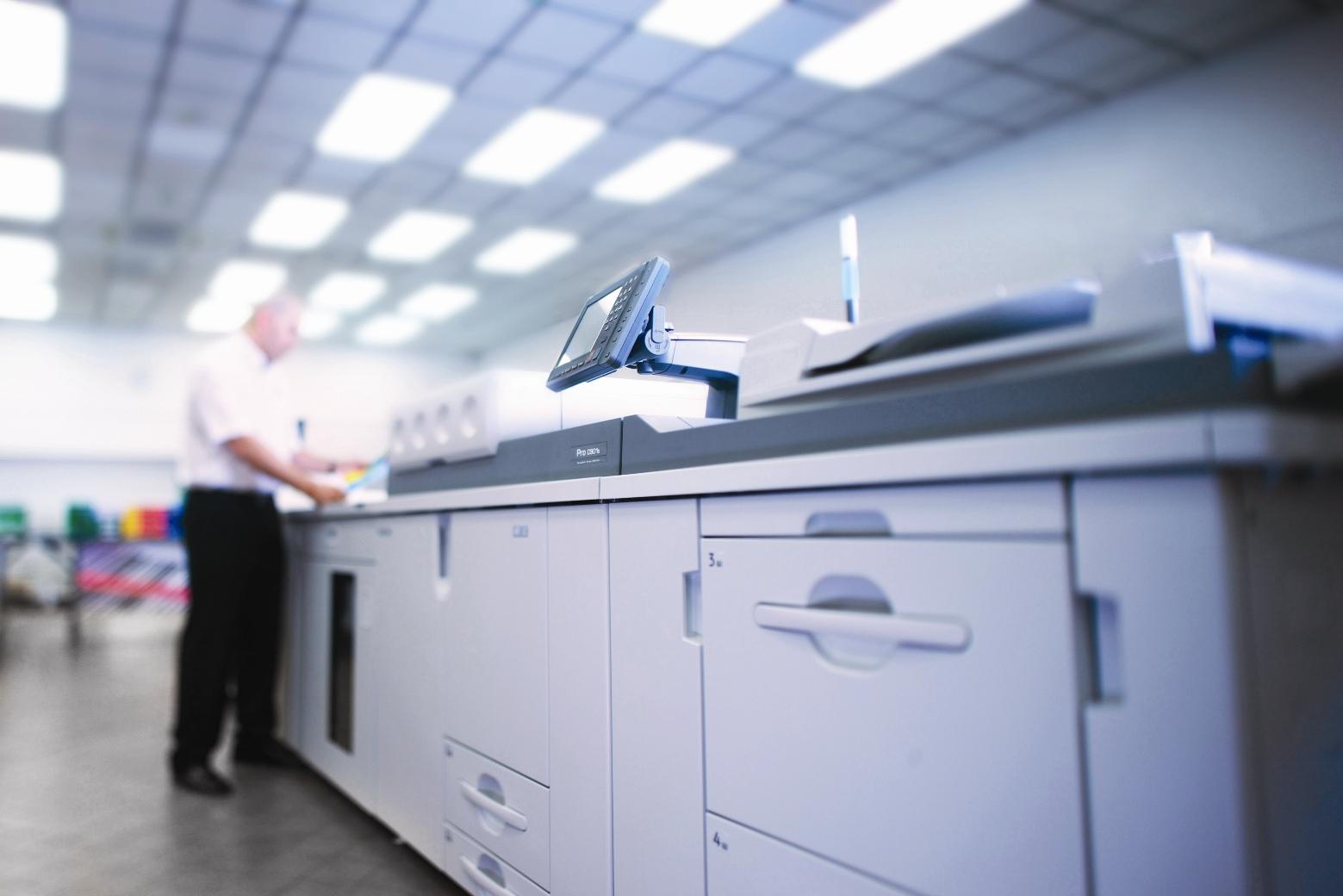 تفاوت چاپ دیجیتال و چاپ معمولی