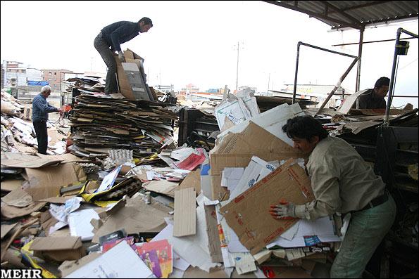محیط زیست و کارتن های بسته بندی