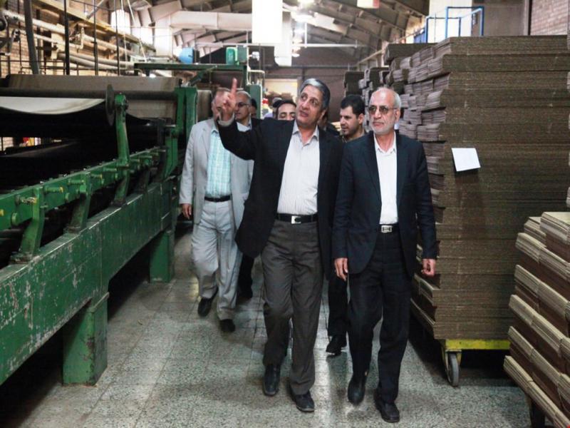 عدم تاثیر نوسانات دلار بر تولید کارتن/تهیه کارتن با مواد اولیه ایرانی