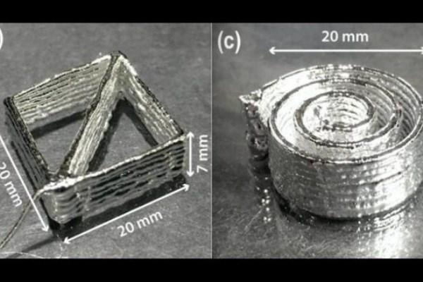 ساخت آلیاژهای قابل چاپ سهبعدی