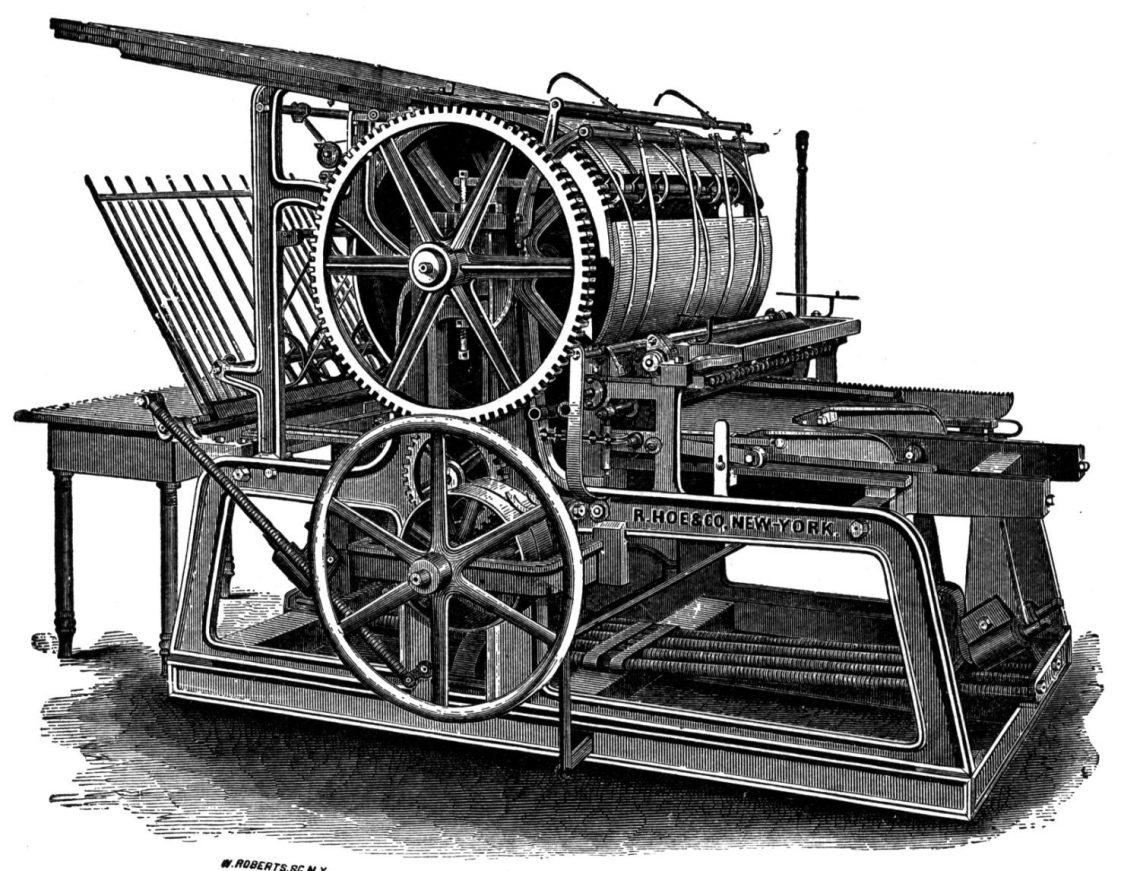 چاپ سنگی و ادامه حيات چاپ سربی
