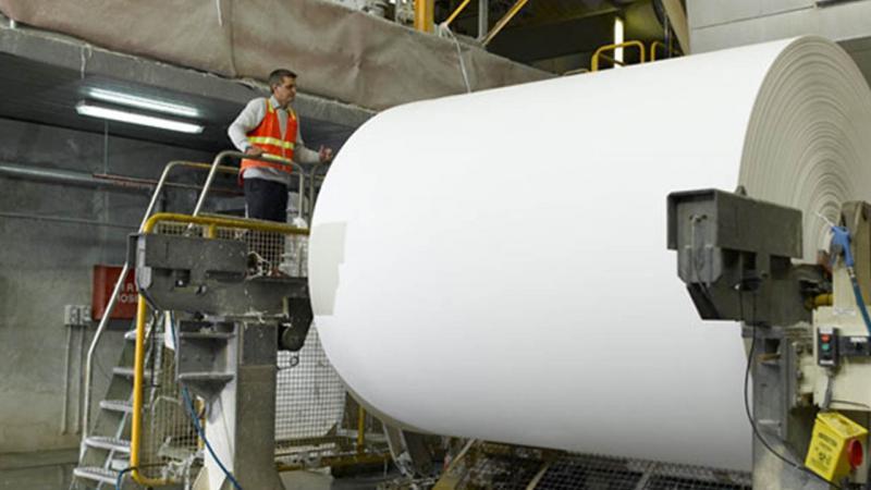 رشد 32 درصدی تولید کاغذ